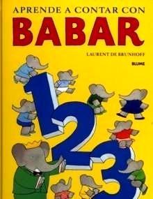 Libro: Aprende a Contar con Babart - Brunhoff, Laurent De