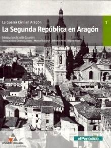 Libro: La Guerra Civil en Aragón (12 Vols) - Vvaa