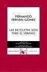 Libro: Las bicicletas son para el verano - Fernan Gomez, Fernando