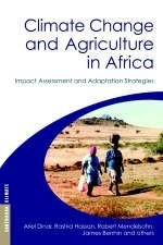 Libro: Climate Change and Agriculture in Africa. Impact Assessment and Adaptation Strategies - Dinar, Ariel