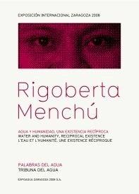 Libro: Agua y Humanidad, una Existencia Recíproca. (Texto en Español, Francés e Inglés) - Menchu, Rigoberta: