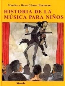 Libro: Historia de la Música para Niños - Heumann, Hans Gunter