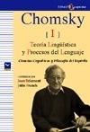 Libro: Chomsky I - Teoría Lingüística y procesos del lenguaje 'CIENCIAS COGNITIVAS Y FILOSOFIA DEL ESPIRITU' - Jean Bricmont y Julie Franck (Coord.)