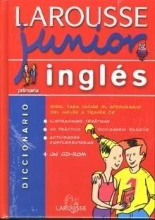Libro: Diccionario Junior Inglés 'Primaria' -