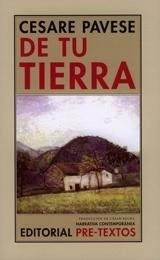 Libro: De tu Tierra - Pavese, Cesare