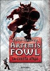 Libro: Artemis Fowl, la Cuenta Atrás - Colfer, Eoin