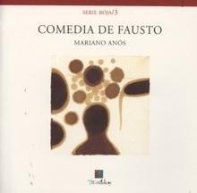Libro: Comedia de Fausto - Anós, Mariano