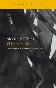 Libro: El Libro del Blam - Tisma, Alexandra
