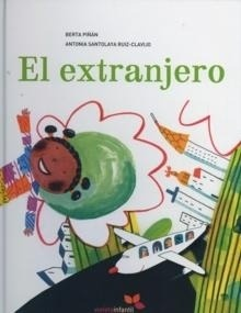 Libro: El extranjero - Piñán, Berta