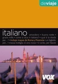 Libro: Italiano de viaje - Vox
