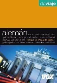 Libro: Alemán de viaje - Vox