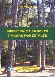 Libro: Medición de árboles y masas forestales - Rondeux, J.