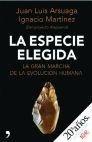Libro: La especie elegida - Arsuaga, Juan Luis