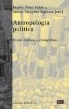 Libro: Antropología política - Pérez Galán, Beatriz
