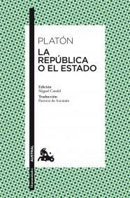 Libro: La República o El Estado - Platon