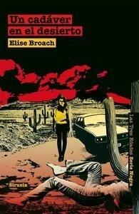Libro: Un cadáver en el desierto - Briach, Elise