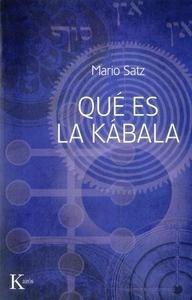 Libro: Qué es la kábala - Satz, Mario