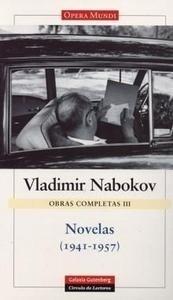 Libro: Obras Completas Vol.III 'Novelas (1941-1957)' - Nabokov, Vladimir