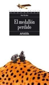 Libro: El medallon perdido. - Alcolea, Ana