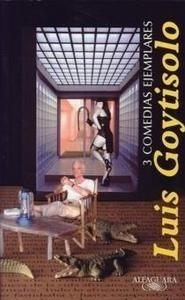 Libro: 3 comedias ejemplares - Goytisolo, Luis