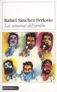 Libro: Las Semanas en el Jardín - Sanchez Ferlosio, Rafael