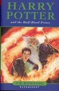 Libro: Harry Poter And The Half-Blood Prince - Rowling, J.K.