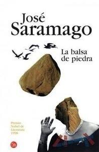 Libro: Balsa de Piedra, La - Saramago, Jose