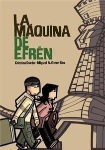 Libro: La Máquina de Efrén - Duran, Cristina