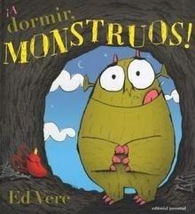 Libro: A dormir, monstruos! - Vere, Ed