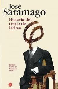 Libro: Historia del cerco de Lisboa - Saramago, Jose
