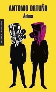 Libro: Ánima - Ortuño, Antonio