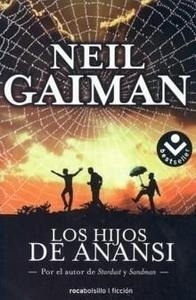 Libro: Los hijos de Anansi - Gaiman, Neil