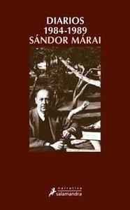Libro: Diarios 1984-1989 - Marai, Sandor