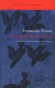 Libro: El regreso de los dioses - Pessoa, Fernando