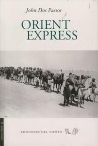 Libro: Orient Express - Dos Passos, John