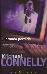 Libro: Llamada Perdida - Connelly, Michael