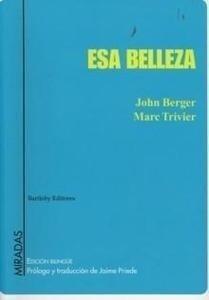Libro: Esa Belleza - Berger, John
