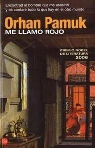 Libro: Me Llamo Rojo - Pamuk, Orhan