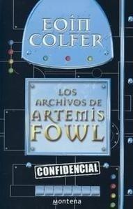 Libro: Los Archivos de Artemis Fowl - Colfer, Eoin