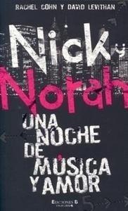 Libro: Nick Norah.Una Noche de Musica y Amor - Cohn,Rachel
