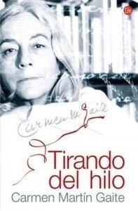 Libro: Tirando del Hilo 'Artículos 1949-2000' - Martin Gaite, Carmen