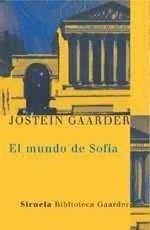 Libro: Mundo de Sofía, El - Gaarder, Jostein