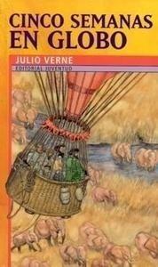 Libro: Cinco semanas en globo - Verne, Julio