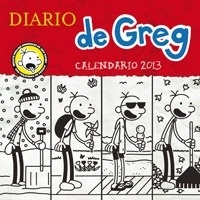 Libro: Calendario greg 2013 - Kinney, Jeff