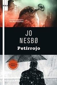 Libro: Petirrojo - Nesbo, Jo