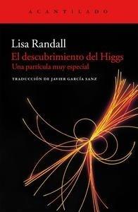 Libro: El descubrimiento del Higgs 'Una part�cula muy especial' - Randall, Lisa