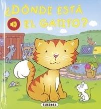 Libro: Donde está el gatito? - Susaeta
