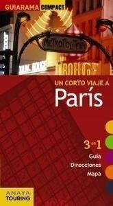 Libro: París Guiarama compact (2011) - Alonso Ibarrola, Jose Manuel