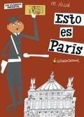 Libro: Esto es París - Sasek, Miroslav