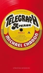 Libro: Telegraph Avenue - Chabon, Michael